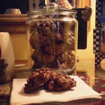 The Gluten Free cookie jar